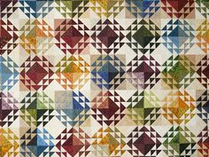 CORN AND BEANS QUILT              PC