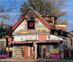 The Heidelberg project. Click to read about it.
