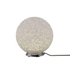 Lampe de table Magic Globe - blanc