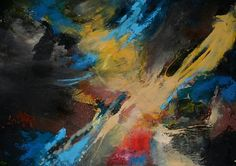 Agnes Lang Art Abstract art Movement Contemporary Art