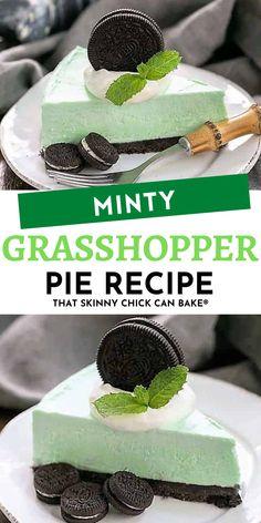 Mint Desserts, Homemade Desserts, Frozen Desserts, Summer Desserts, Christmas Desserts, Easy Desserts, Delicious Desserts, Summer Dishes, Keto Desserts