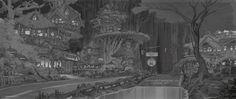 The Art of Zootopia: 70 Original Environment Concept Art