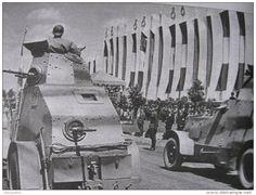 Polish Ursus armoured car Pin by Paolo Marzioli Poland Ww2, Invasion Of Poland, Medium Armor, Army & Navy, Armored Vehicles, Car Photos, Historical Photos, World War Ii, Military Vehicles