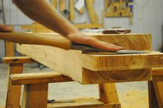 Handcrafted Timber Frames - Timber Frame Joinery - Homestead Timber Frames