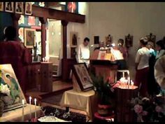 Pentecôte Orthodoxe 2007 : Divine Liturgie (Orthodoxie)
