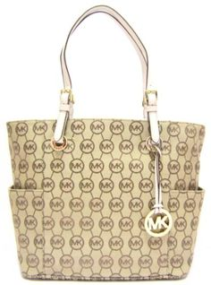 Michael Kors Jet Set Tote - High quality hand bag was a great gift for my mom's birthday. She loves it and is asking me when I'm going to get her a matching wristlet.