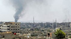 The Russian Embassy in Damascus was shelled for 2 hours on Wednesday, the Russian Foreign Ministry said.