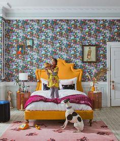 Boho bedroom, Anthropologie - New Ideas