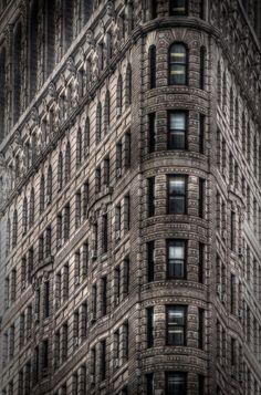 The Flatiron Building – Manhattan, New York   ~ Dave Wilson