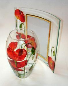 конструкции для росписи стекла