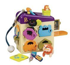 Замечательные игрушки компании B Toys