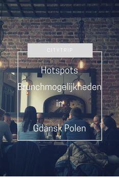 Hotspots: Brunchmogelijkheden in Gdansk Polen