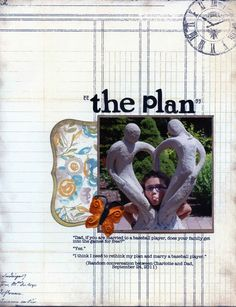 The Plan - Scrapbook.com