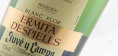 Juvé & Camps está de estreno. Y es que acaba de lanzar al mercado Ermita d'Espiells 2015, el primer vino de su nueva línea de caldos ecológicos. Wine, Wine Cellars