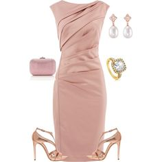 """""""Mother of the Bride"""" by ddteach on Polyvore"""