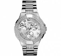 Guess dames horloge Prism
