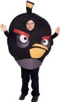 Most popular Rovio Angry Birds - Black Bird Child Costume. Huge array of Angry Birds Costumes for Halloween at PartyBell. Bird Costume Kids, Angry Birds Costumes, Animal Costumes, Group Halloween Costumes, Boy Costumes, Halloween Kids, Costume Ideas, Children Costumes, Party Costumes