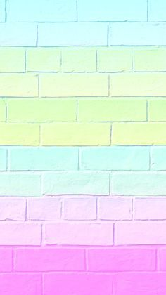 Cute Backgrounds For Iphone, Pastel Background Wallpapers, Pastel Iphone Wallpaper, Phone Screen Wallpaper, Flower Phone Wallpaper, Rainbow Wallpaper, Simple Wallpapers, Iphone Background Wallpaper, Kawaii Wallpaper