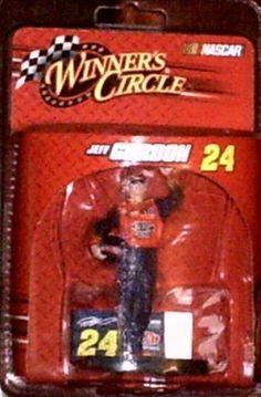 Jeff Gordon #24 Winner's Circle NASCAR 2008 3 Inch Racecar Driver Figure by Winner's Circle. $5.99. Jeff Gordon #24 Winner's Circle NASCAR 2008 3 Inch Race car Driver Figure