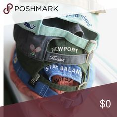 ISO: Preppy baseball caps NOT FOR SALE: in search of preppy base ball caps Accessories Hats