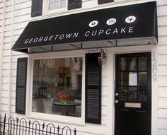 Georgetown Cupcake - cute