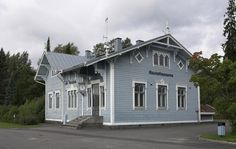 Keuruu old railway station, Finland | Keuruun rautatieasema