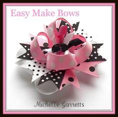 boutique bow instructions