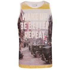 """Wake up, be better, repeat."" Regata GANG Old City - @gangoficial"
