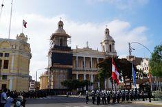 2014. Plaza Mayor (Chiclayo). Lambayeque, Perú.