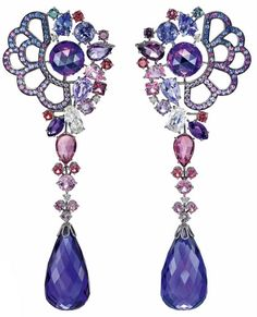 These earrings are inspired by Belle from Beauty and the Beast.