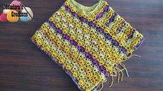 Crochet Poncho Patterns | AllFreeCrochet.com