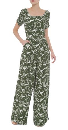Pin by Paquita de Moreno on diseños in 2019 Women's Fashion Dresses, Boho Fashion, Plus Size Romper, Jumpsuit Outfit, Dress Suits, Blouse Styles, Jumpsuits For Women, Plus Size Outfits, Vintage Dresses