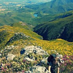 In addition to being the third oldest town in South Africa, Swellendam is also home to one of the most scenic hikes in the country. For any avid… Holiday Activities, Hiking Trails, Old Town, South Africa, Third, Places To Visit, Lovers, Adventure, Mountains