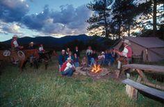 Cowboy Supper at Aspen Lodge Resort & Spa