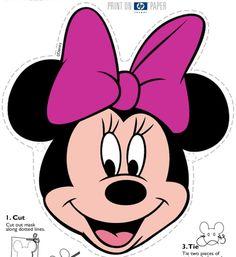 Baby Mickey and Minnie Mouse | PUESDES IMPRIMIR ESTAS PARA LOS DULCES SOLO AGRANDALAS OK
