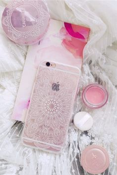 Mandala Clear Case for iPhone 6S/ 6S Plus