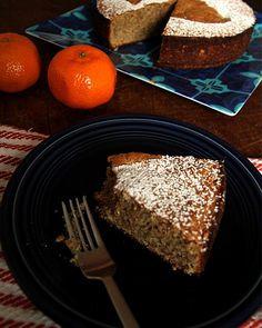 Almond & Clementine Cake