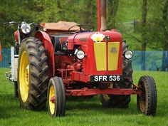 David Brown 970 Farm Tractors - 1959 | Flickr - Photo Sharing!