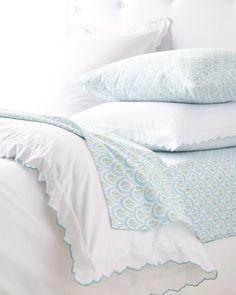 Bedspread Piquet Spring Summer Double 2 Squares Italian Pure Cotton
