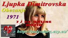 Ljupka Dimitrovska  Obecanje  ( Şenay  - Hayat bayram olsa )