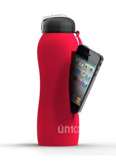 AdNArt-SNB05 ::: BEAT-BOTTLE  PERFECT GIFT FOR THE PERSON WHO HAS EVERYTHING!    Play your music in the bottle.    Store your phone in your bottle.    Ideal for travel,gym,gym,beach,car,work.    Arriving in spring 2013!  http://www.creatchmanpromo.ca/
