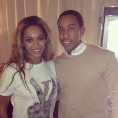 ♍ Virgos Beyoncé (9/4/81) & Ludacris (9/11/77)