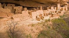 The mysterious cliff dwellers of Mesa Verde