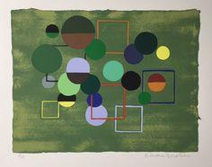 Ernst Mether-Borgström: Vihreitä palloja sammaleella | Galleria Bronda