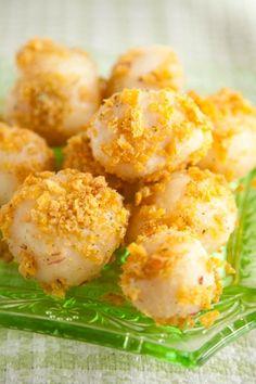 Crunchy New Potatoes on PaulaDeen.com #pauladeen