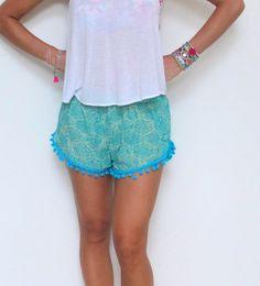 Cute Pom Pom shorts