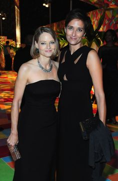 Pin for Later: All the Celebrities Who Came Down With Wedding Fever in 2014 Jodie Foster and Alexandra Hedison Jodie Foster secretly married her girlfriend, actress Alexandra Hedison, in April.