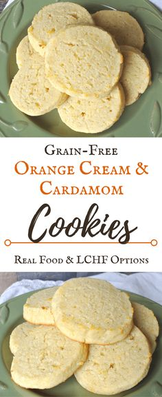 Grain-Free Orange Cr