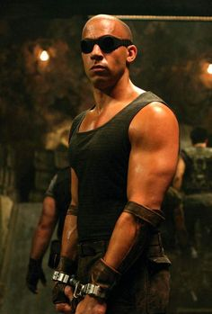 vin diesel the chronicles of riddick