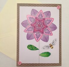 Made A Card Millie Marotta Adult Colouring